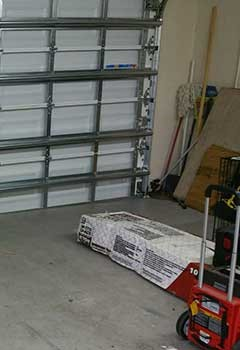 New Garage Door Installation In Eden Prairie